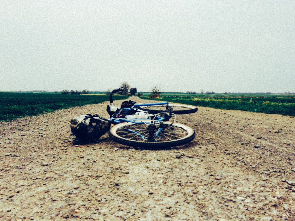 Gravel Grinding in Brandenburg