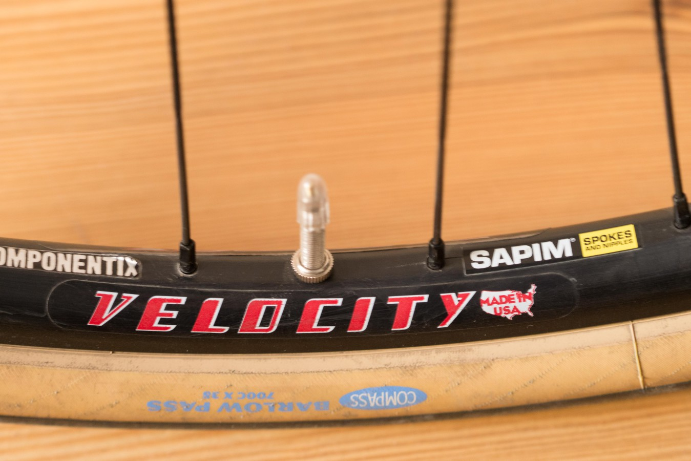 Velocity Rims-1050116